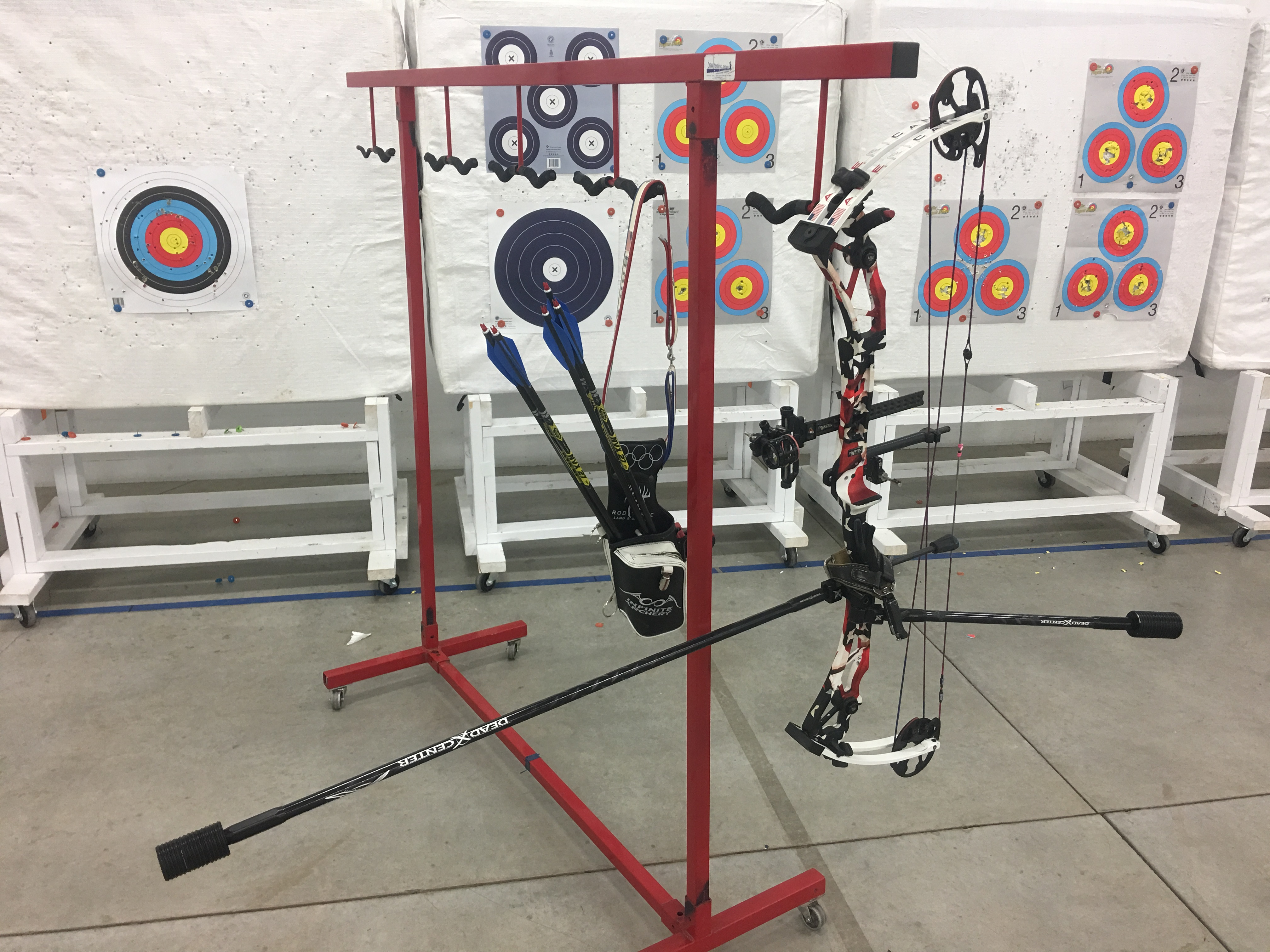 The Basics of Indoor Bow Building   NFAA