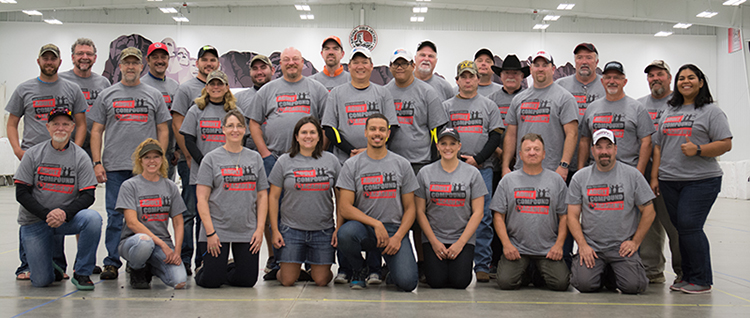 Debut of Adult Compound Academy a Success | NFAA